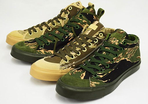 """Rhythm-Footwear-Camo-Sneakers"""